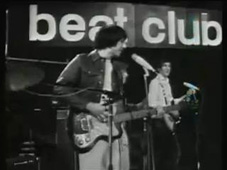 The Who on Beat Club 1968