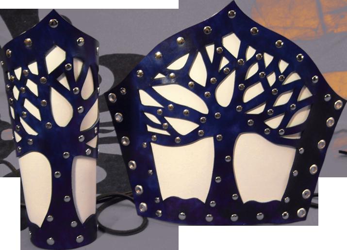 Armure Épique ! -Griffe Du Dragon Noir- Bracer-arbre-bleu