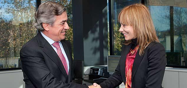 Federico Flórez y María Garaña