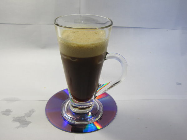 卡布奇諾冰咖啡