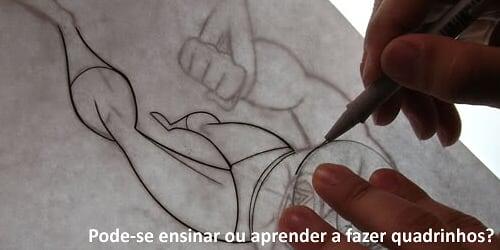 Pode-se ensinar ou aprender a fazer quadrinhos? Pode-se-ensinar-ou-aprender-a-fazer-quadrinhos-img003