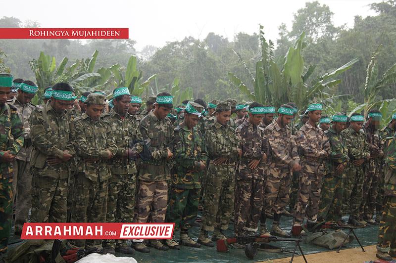 arakan burma