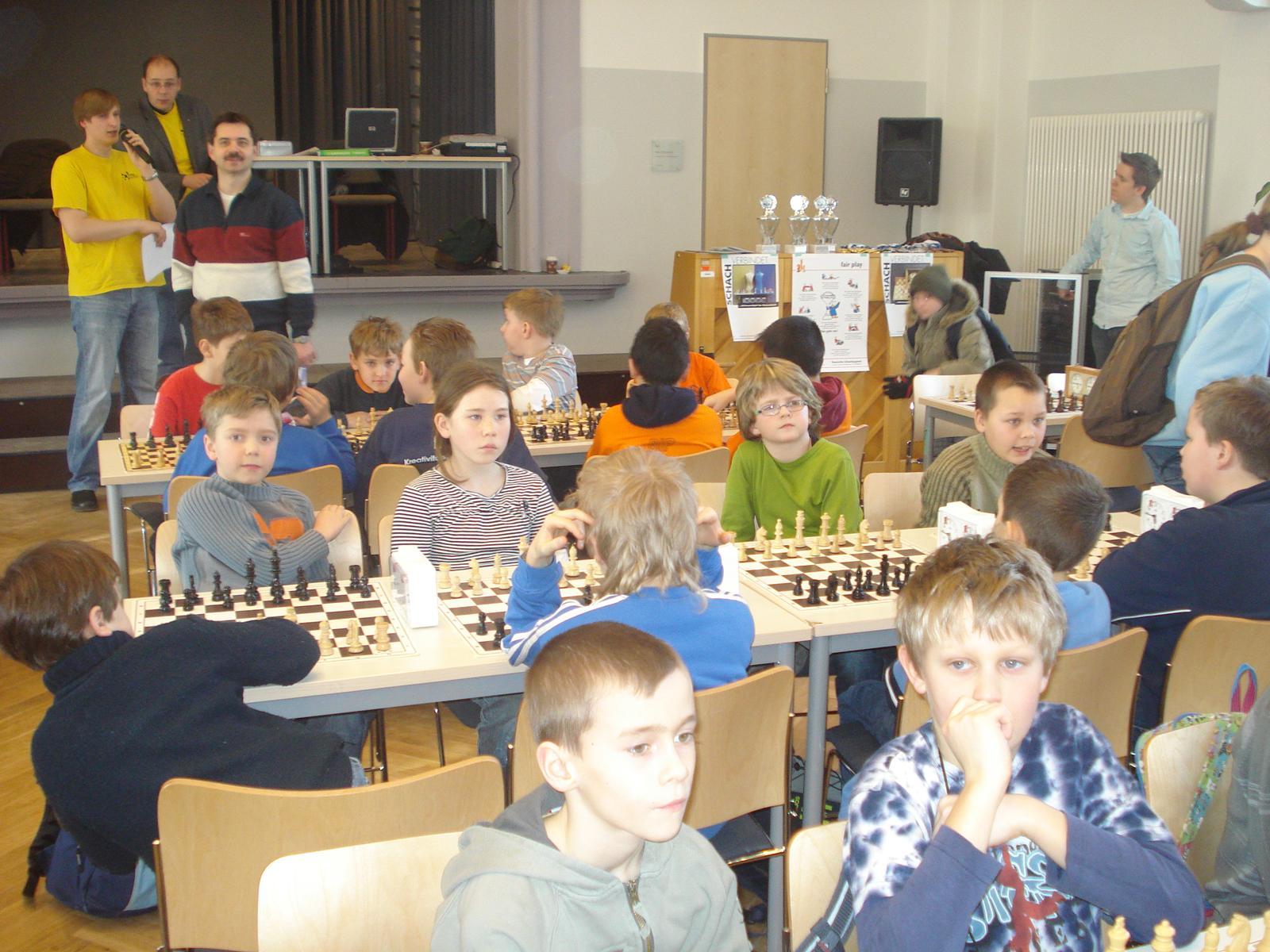 Schulschach 2009