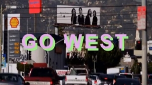How The Brits Rocked America: Go West