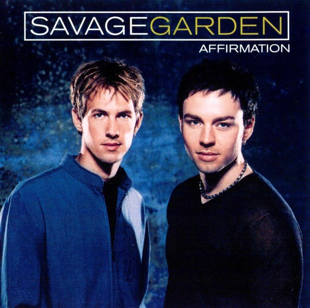 Savage - [90's] Savage Garden - I Knew I Loved You (1999) Savage%20Garden%20-%20Affirmation%20-1