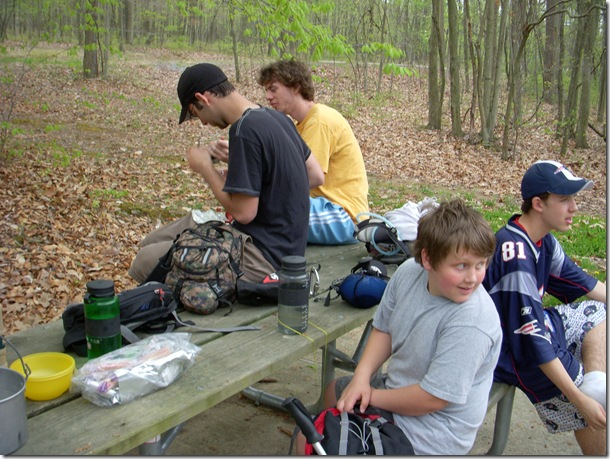 French Creek State Park - Mystry Camp 014