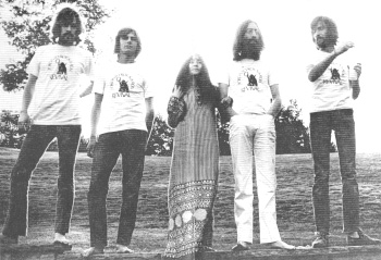 The Plastic Ono Band in Toronto, 1969
