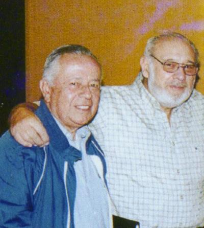 Enrique Castillo Rincón y Jorge Suárez