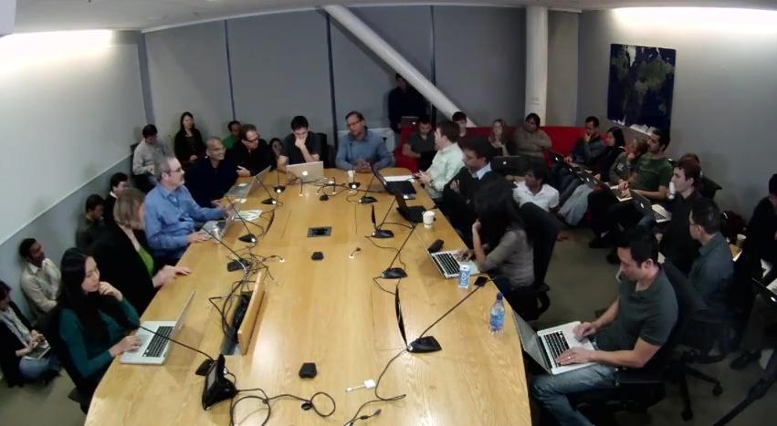 google算法讨论大会  牵一发而动全身的会议…… 苹果电脑和印度科学家