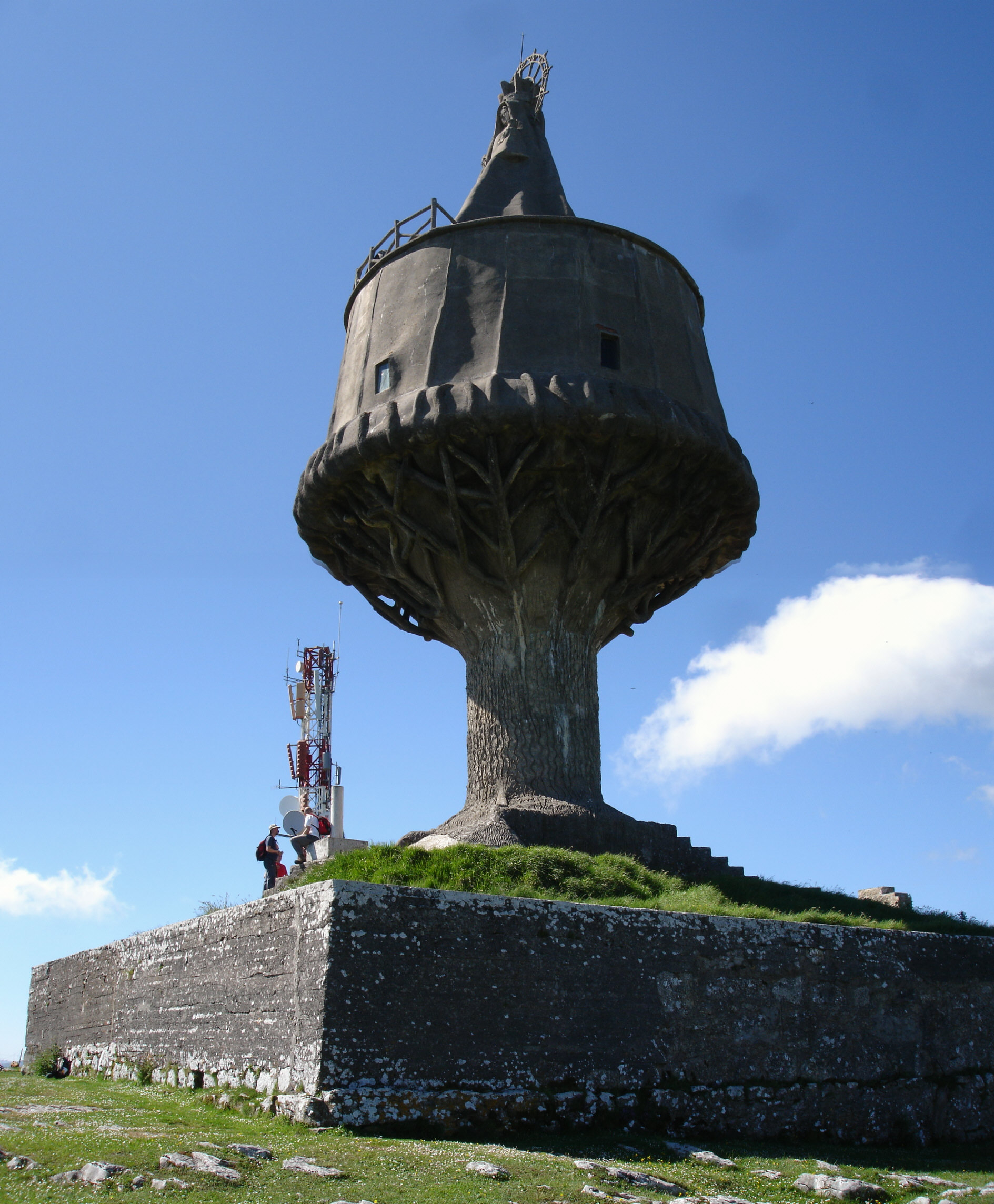 Monumento a Ntra. Sra. de La Antigua