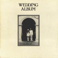 Wedding Album original UK box cover