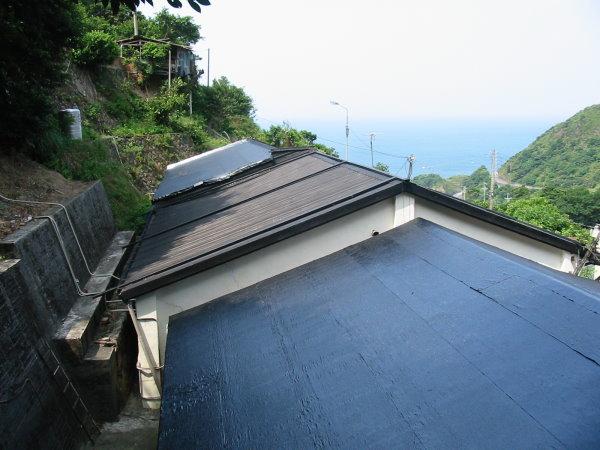 金瓜石房屋屋頂