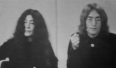 John & Yoko - Frost On Saturday, 24th August 1968