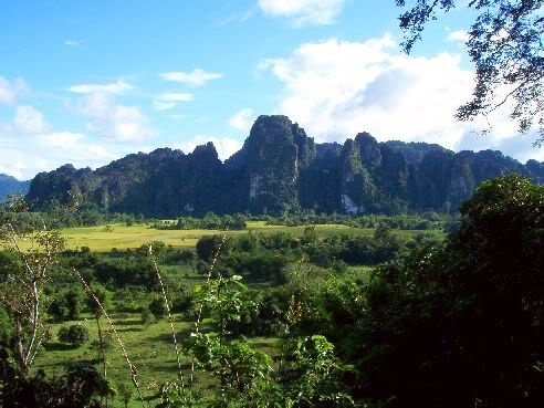 Laos is truly a beautiful country