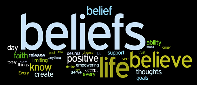 belief affirmations wordle