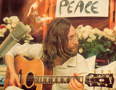 John Lennon, Montreal bed-in, 1969