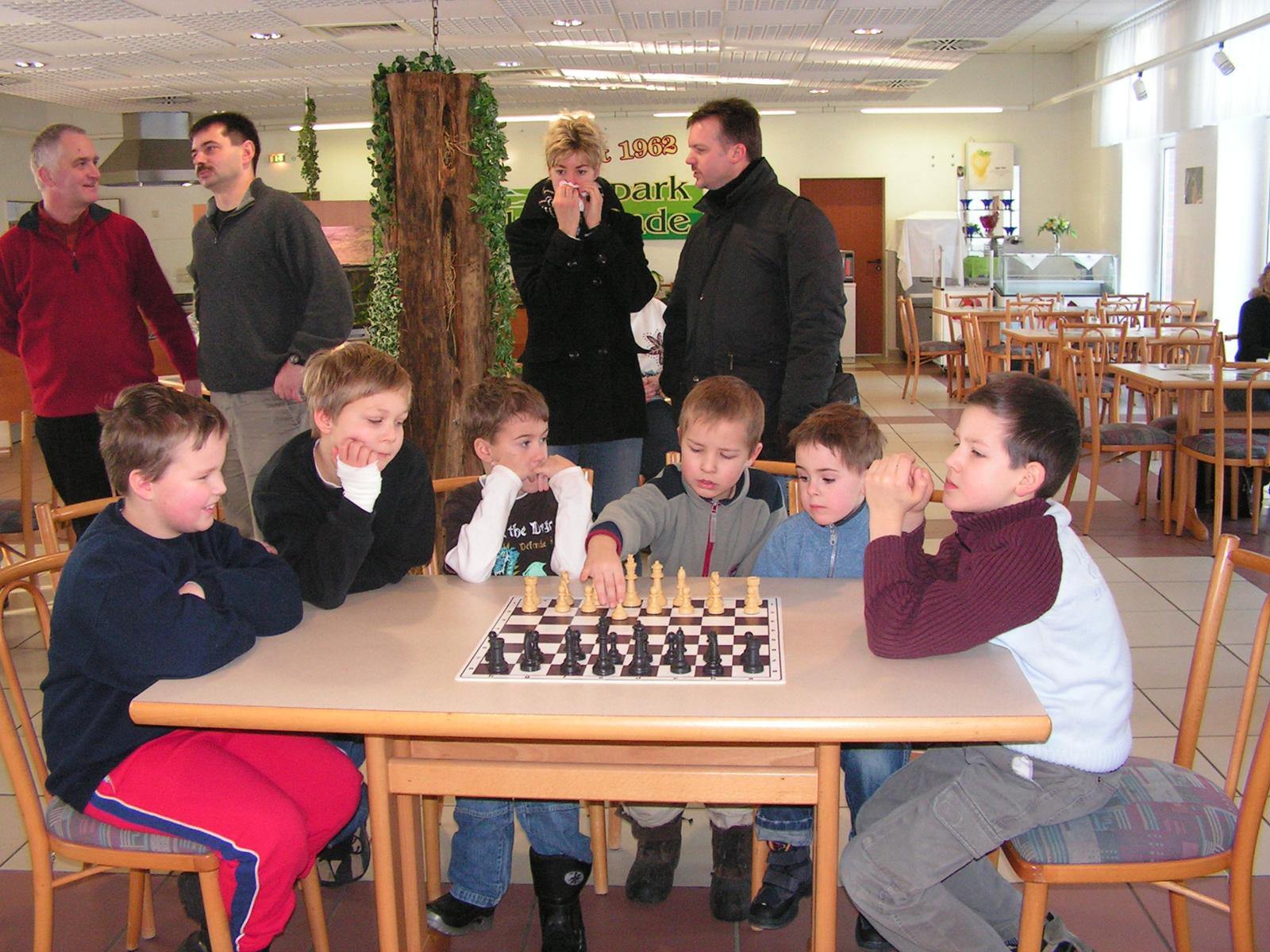 1. Tierpark-Turnier f�r Schulen 2006