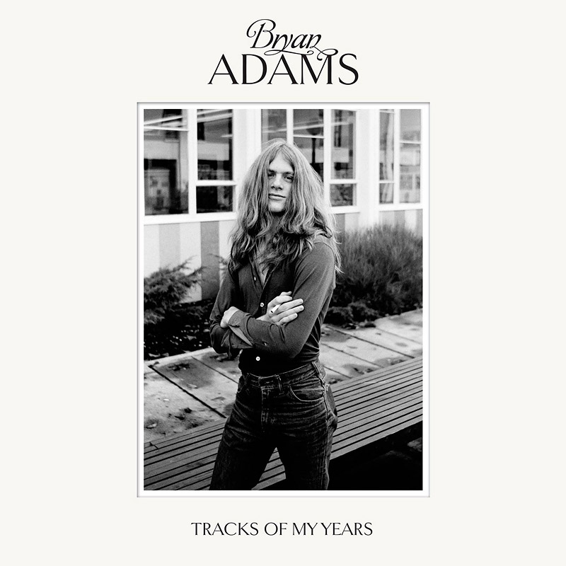 Bryan Adams - Tracks Of My Years (2014)