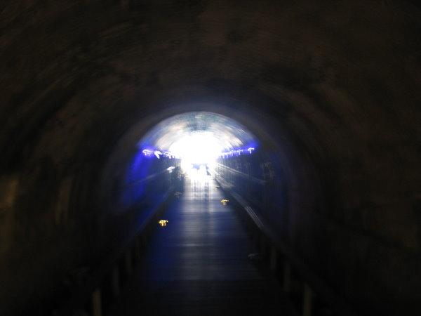 旗津星光隧道