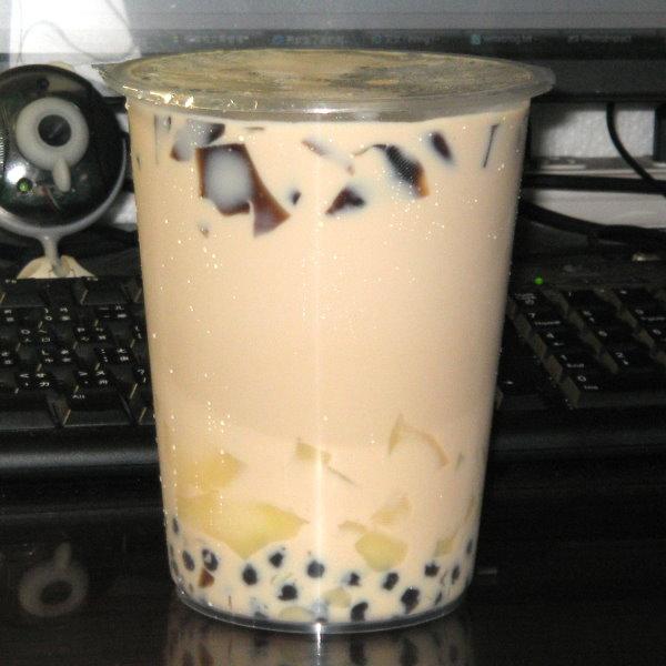 1000 cc 珍珠奶茶