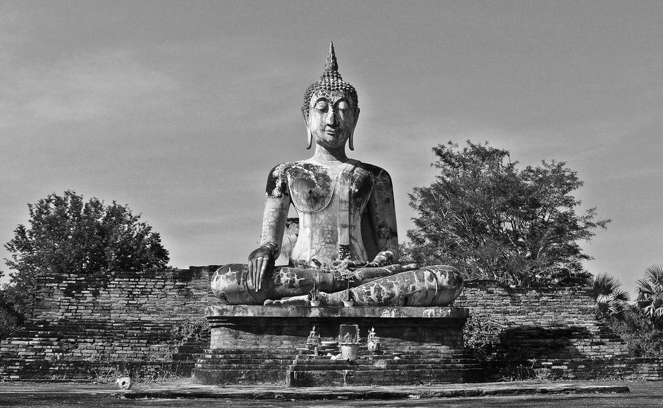 sukhothai,thailandia