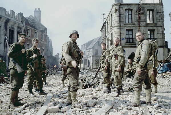 Salvando al soldado Ryan (La historia Real)