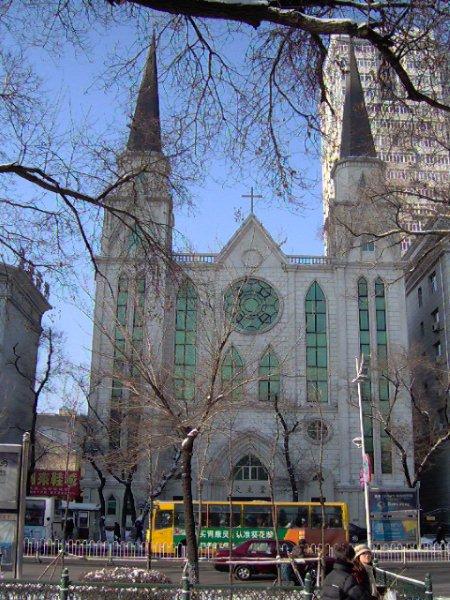 大直街天主教堂