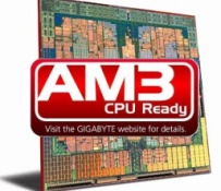 AM3 Gigabyte motherboards