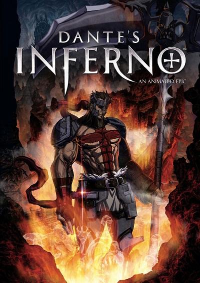 Dante's Inferno - The Animated Epic OAD Dante1