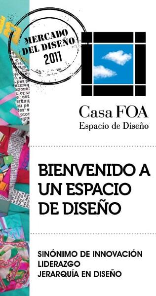 Casa FOA 2011