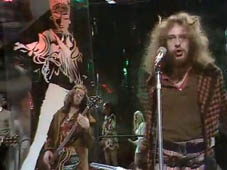 Jethro Tull on Top of the Pops 1970