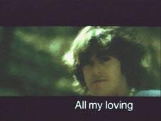 All My Loving 1968