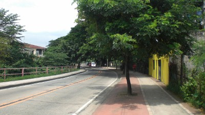 The commendable sidewalks of Marikina