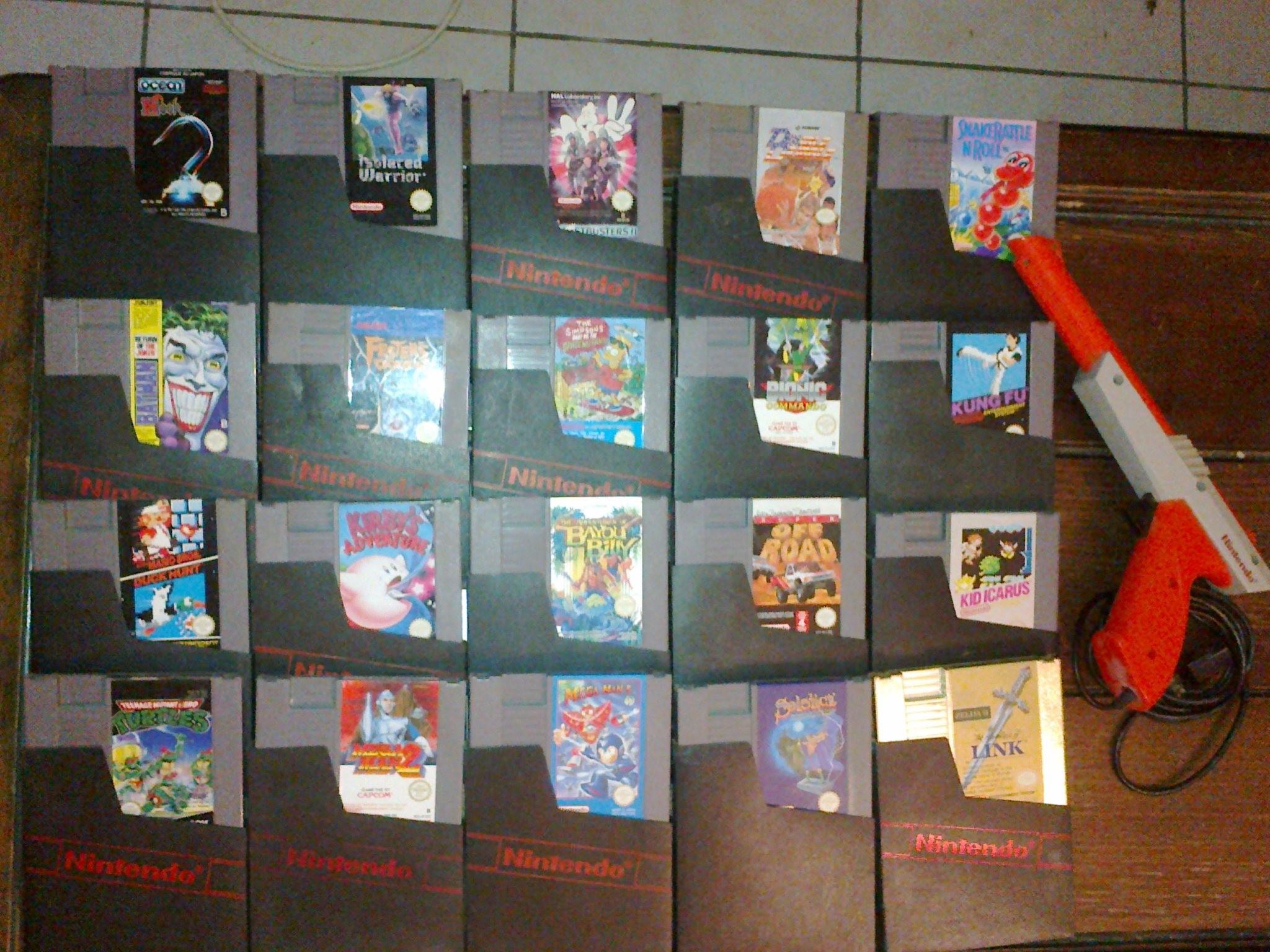 Ma Collection de Jeux vidéo Jeux%20NES