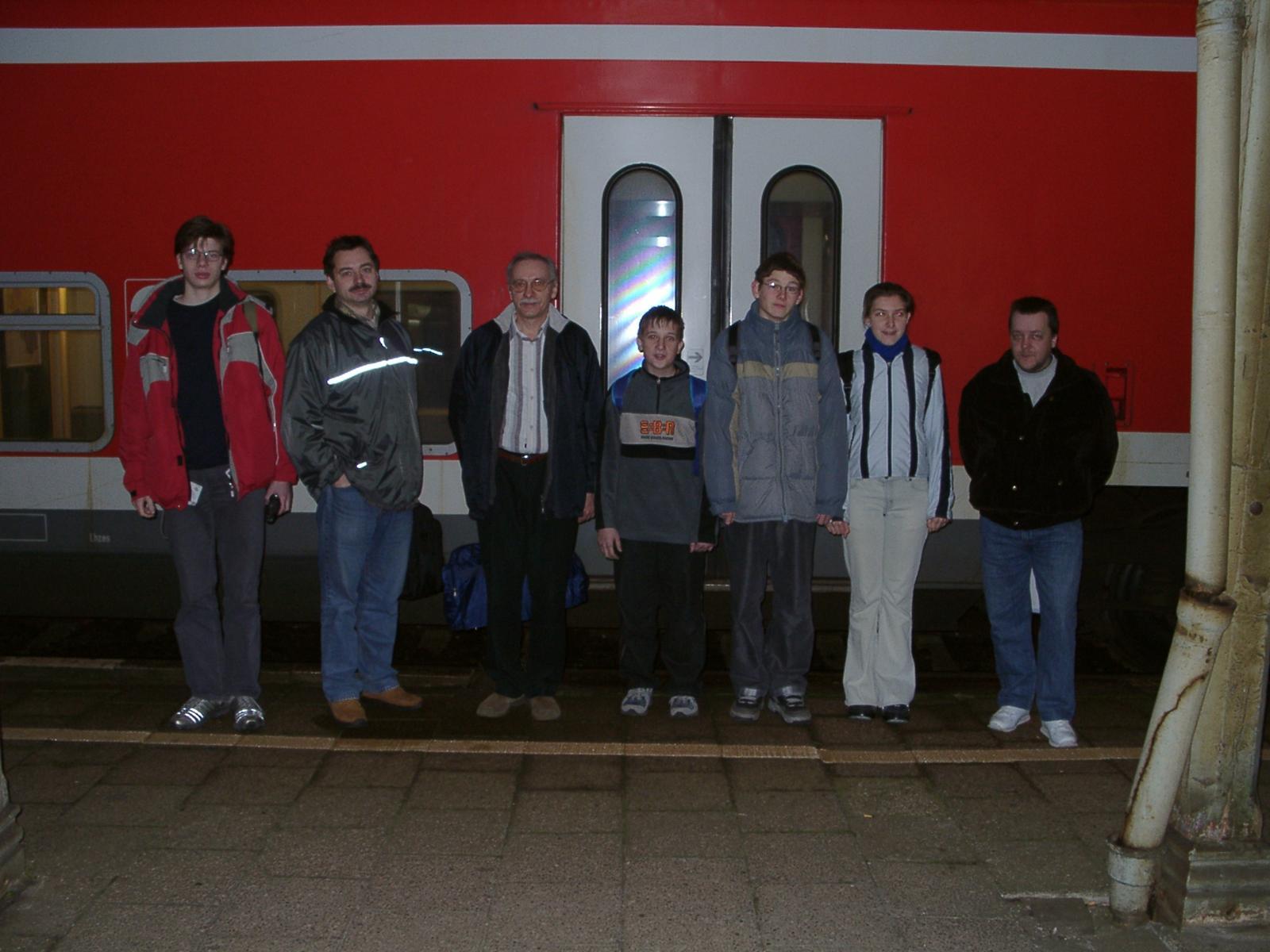 Maenner 2. Rd. 2003-04 Bergen