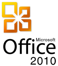 Office 2010 New Features Logo