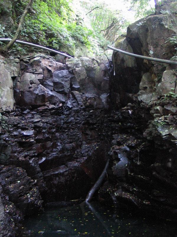 蔡公坑瀑布