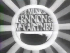 The Music of Lennon and McCartney - Granada TV 1965