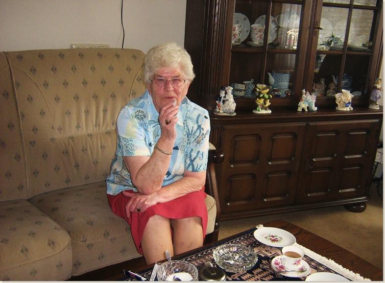 Tante Jikke maandag 16-06-2008