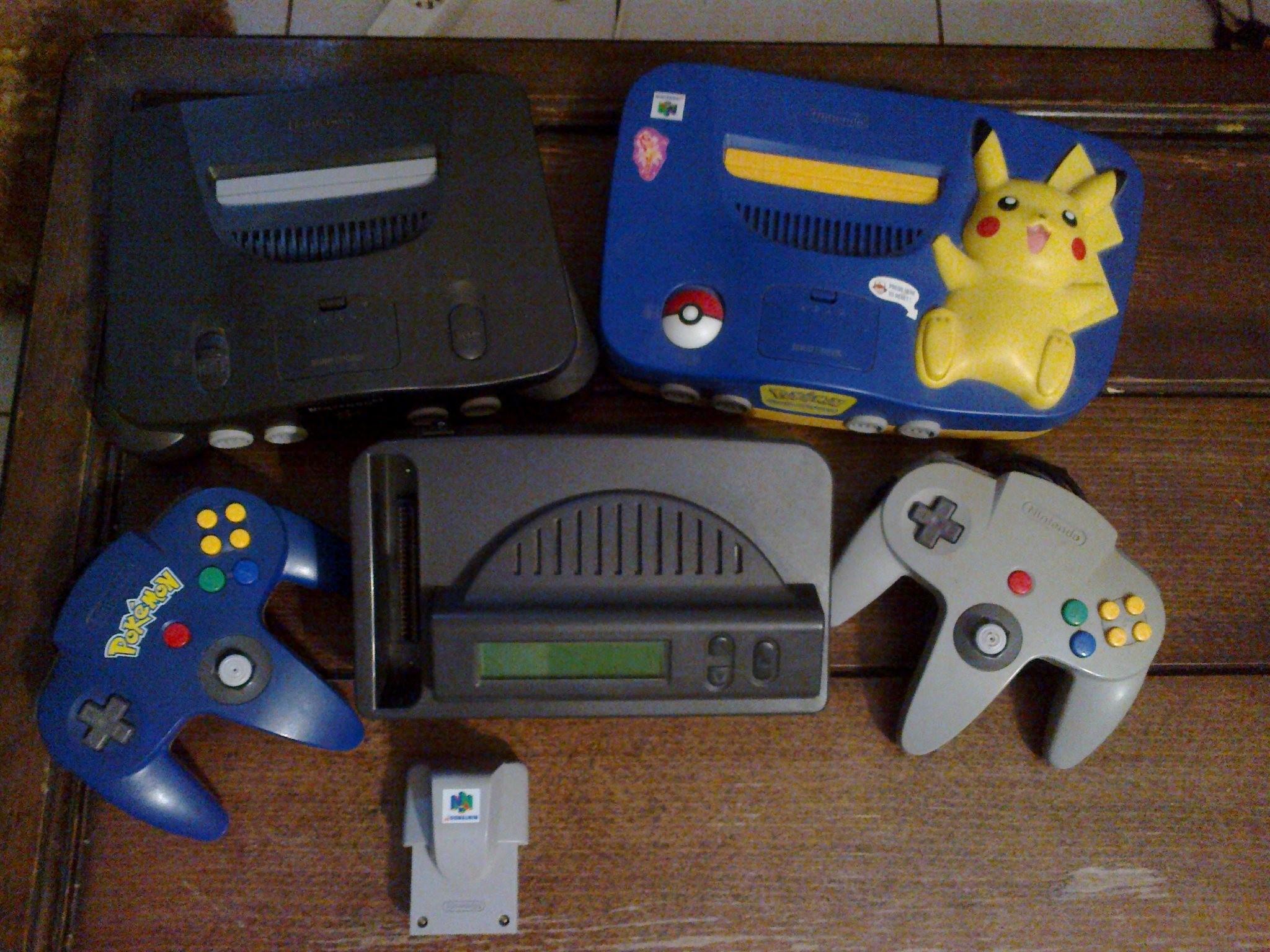 Ma Collection de Jeux vidéo N64