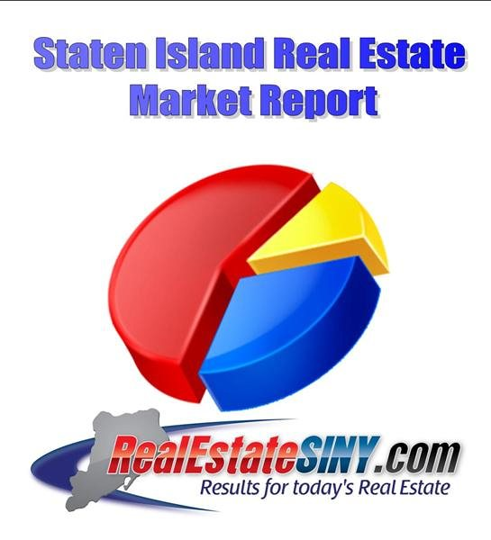 Staten Island real estate market report.