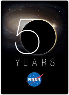 50 years of NASA