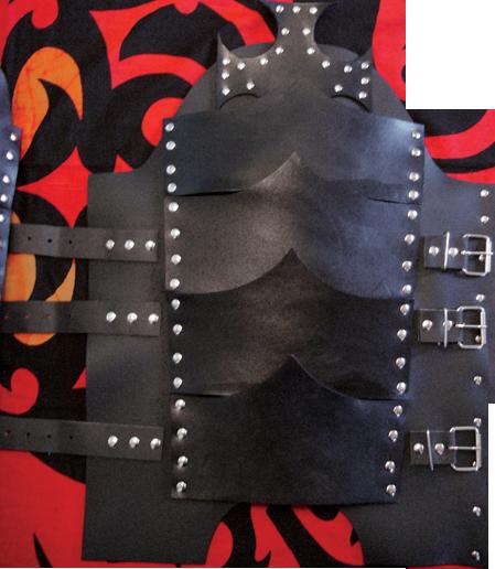 Armure Épique ! -Griffe Du Dragon Noir- P1030788