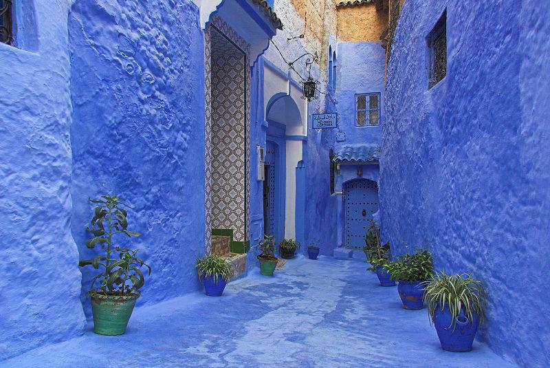 Mon rêve bleu