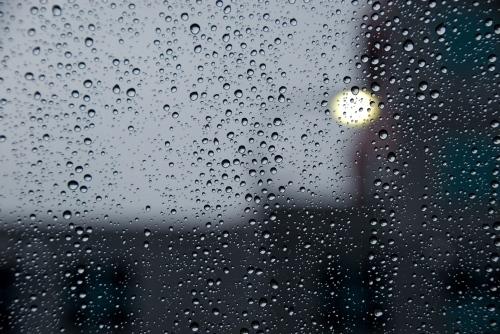 雨の日・・・