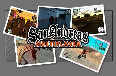 Gta San Andreas online