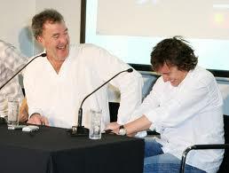 Jeremy Clarkson and Richard Hammond (Top Gear)