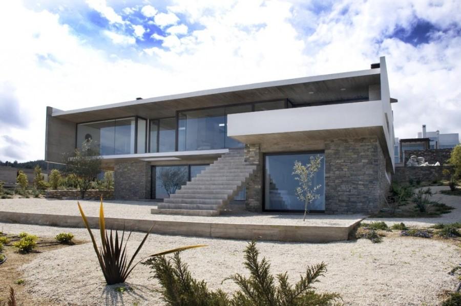 Casa Costa Cachagua - Iván Vial Montero