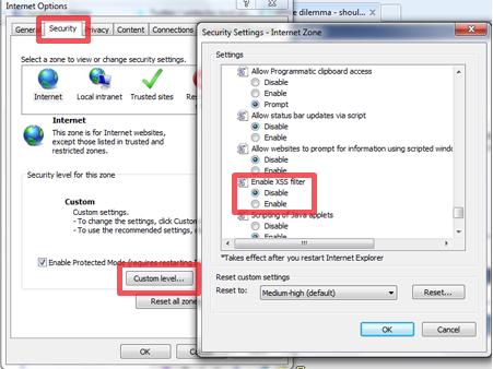 posterous in Internet Explorer error