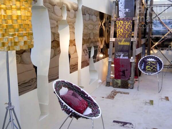 Casa FOA 2011: Calle de las telas - Clara Zuleta/Sol Agüero
